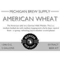 American Wheat Extract Brewing Kit