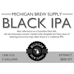 Black IPA Extract Brewing Kit