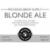 Blonde Ale Extract Brewing Kit