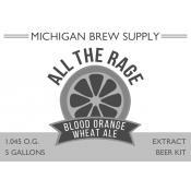 All The Rage Blood Orange Wheat Extract Brewing Kit