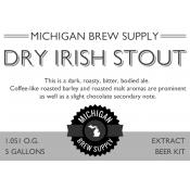 Dry Irish Stout Extract Brewing Kit