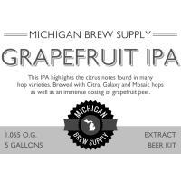 Grapefruit IPA Extract Brewing Kit