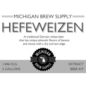 Hefeweizen Extract Brewing Kit