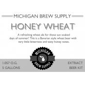 Honey Wheat Extract Brewing Kit