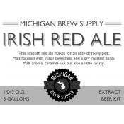 Irish Red Ale Extract Brewing Kit