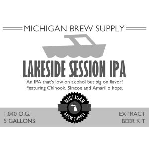 Lakeside Session IPA Extract Brewing Kit