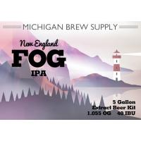 New England Fog IPA Extract Brewing Kit