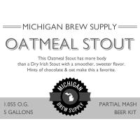 Oatmeal Stout Extract Brewing Kit