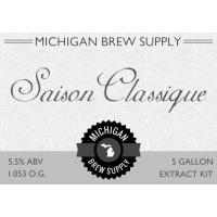 Saison Classique Extract Brewing Kit