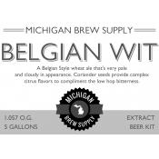 Belgian Wit Extract Brewing Kit