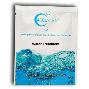 AccuMash Water Treatment SRM 5-13, HOPPY, OG 1.060-1080