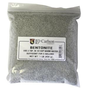 Bentonite Clearing Agent - 1 lb.