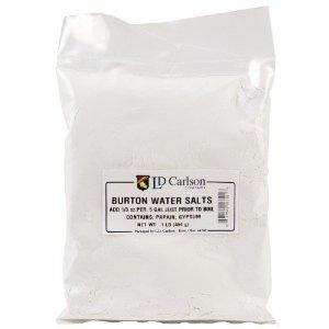 Burton Water Salts - 1 lb.