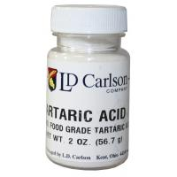Tartaric Acid - 2 oz.