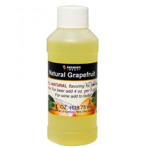Grapefruit Natural Flavoring Extract