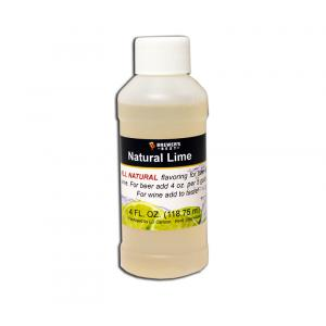 Lime Natural Flavoring Extract