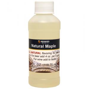 Maple Natural Flavoring Extract