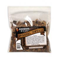 Oak Chips - Gin Barrel Oak Chips 4 oz.
