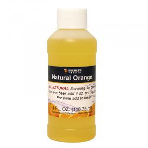 Orange Natural Flavoring Extract