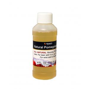 Pomegranate Natural Flavoring Extract