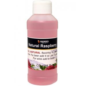 Raspberry Natural Flavoring Extract