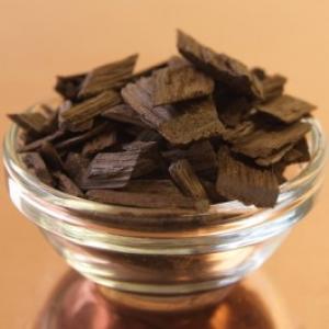 Oak Chips - Medium Toast French Oak Chips, 4 oz