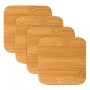 Coasters - Bamboo Stack of 4