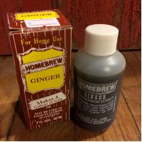 Ginger Ale Soda Pop Extract