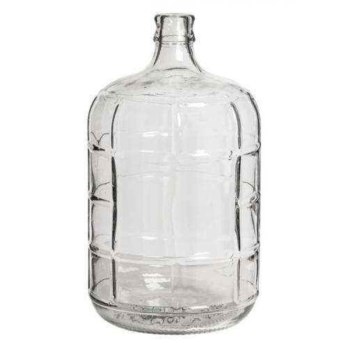 Carboy 5 Gallon Glass Fermenter Michigan Brew Supply