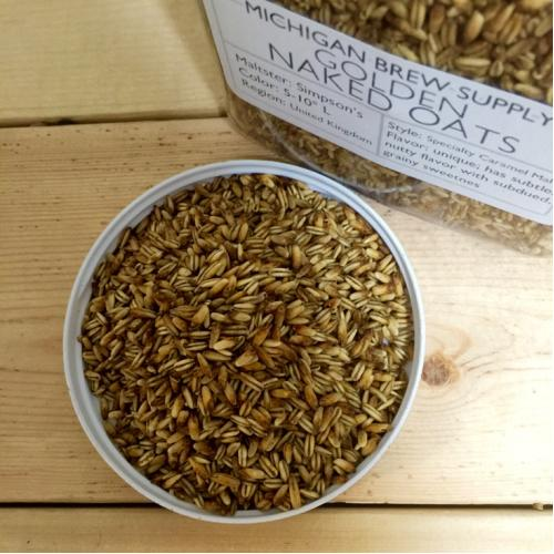 Simpsons Golden Naked Oats - Midwest Supplies