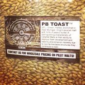 Pilot Malt's PB Toast Malt