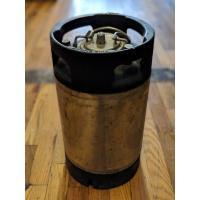 Keg - 3 Gallon Pin Lock, USED