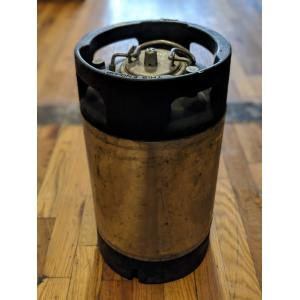 Keg - 3 Gallon Pin Lock, USED