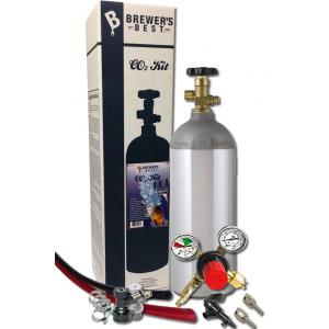CO2 Kit for Kegging Homebrew