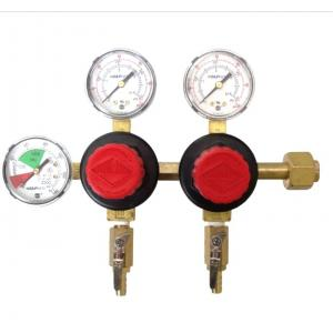 CO2 Regulator - Taprite Double Body