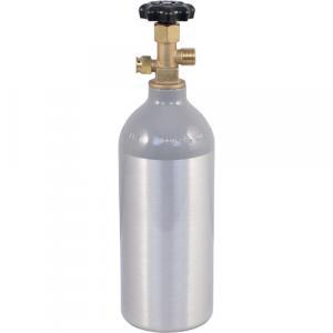 CO2 Cylinder - 2.5 lb Aluminium Tank