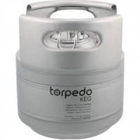 Keg - 1.6 Gal Torpedo Ball Lock Keg, NEW