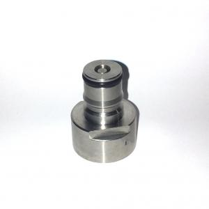 Ball Lock Disconnect Adapter for Sankey Coupler - Beverage Side