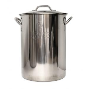 Brew Kettle - 8 Gallon Brewers Best Basic Brewing Pot