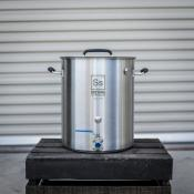 Brew Kettle - 10 Gallon SS Brewtech Brewing Kettle