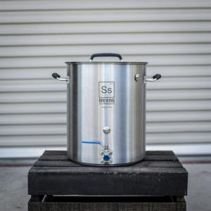 Brew Kettle - 15 Gallon SS Brewtech Brewing Kettle