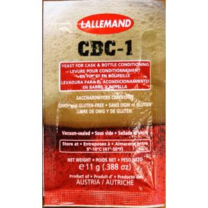 Lallemand LalBrew CBC-1 Cask & Bottle Conditioning Yeast