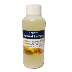 Lemon Natural Flavoring Extract