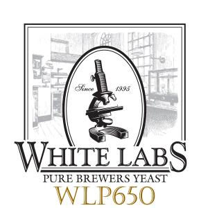 White Labs WLP650 Brettanomyces Bruxellensis Liquid Strain