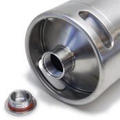 Beer Bottles - 2L Mini Stainless Steel Keg