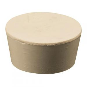 Stopper - #10 SOLID Rubber Stopper