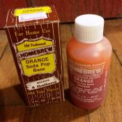 Orange Soda Pop Extract
