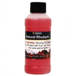 Rhubarb Natural Flavoring Extract