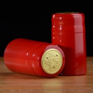 Shrink Capsules - Red