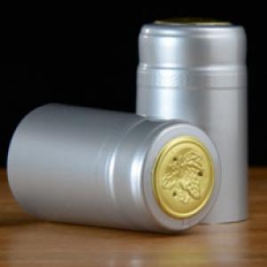 Shrink Capsules - Silver